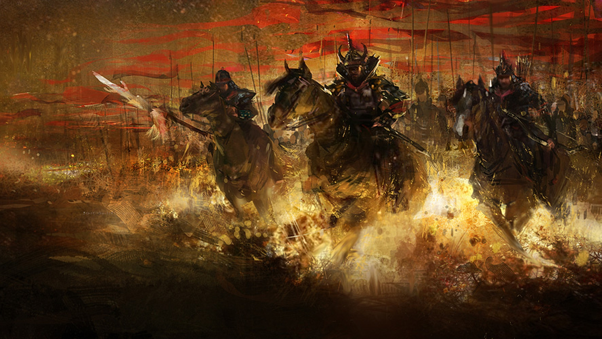 106 Samurai HD Wallpapers Backgrounds   Page 2 1920x1080