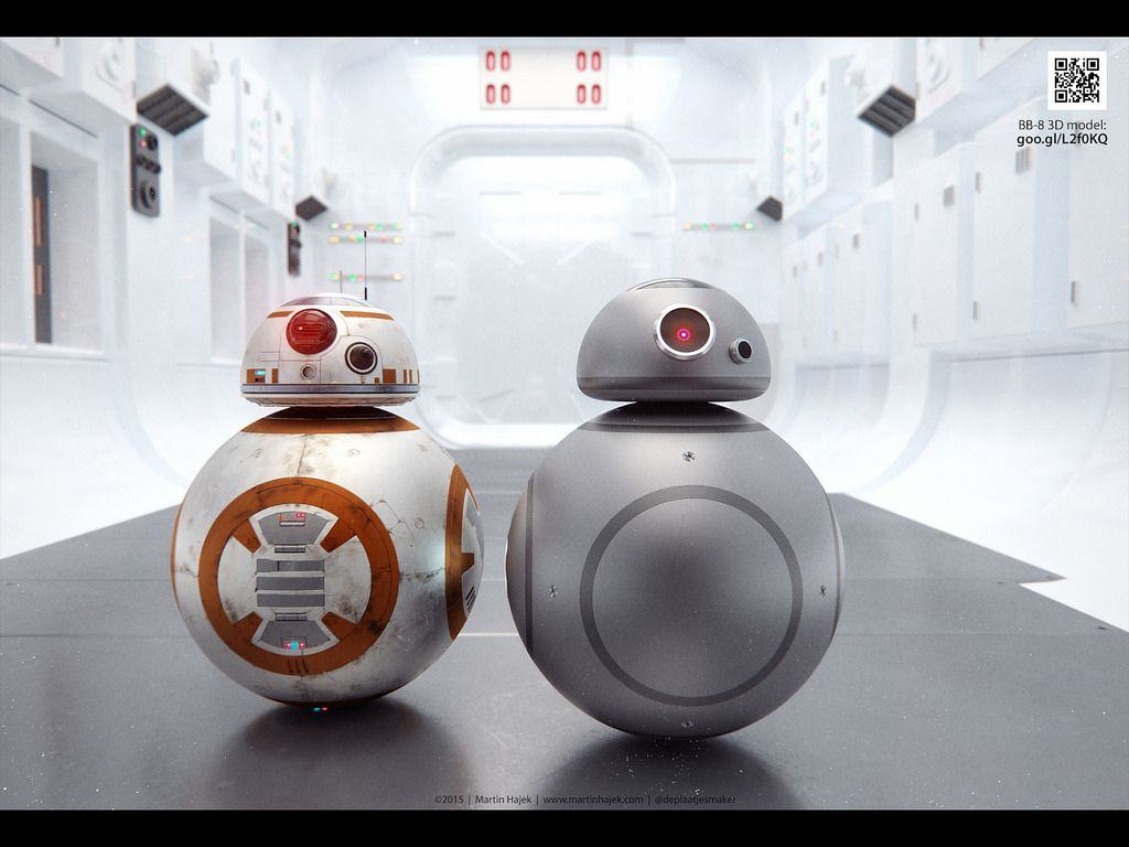 Free Download This Is What New Star Wars Droid Bb 8 Would Look