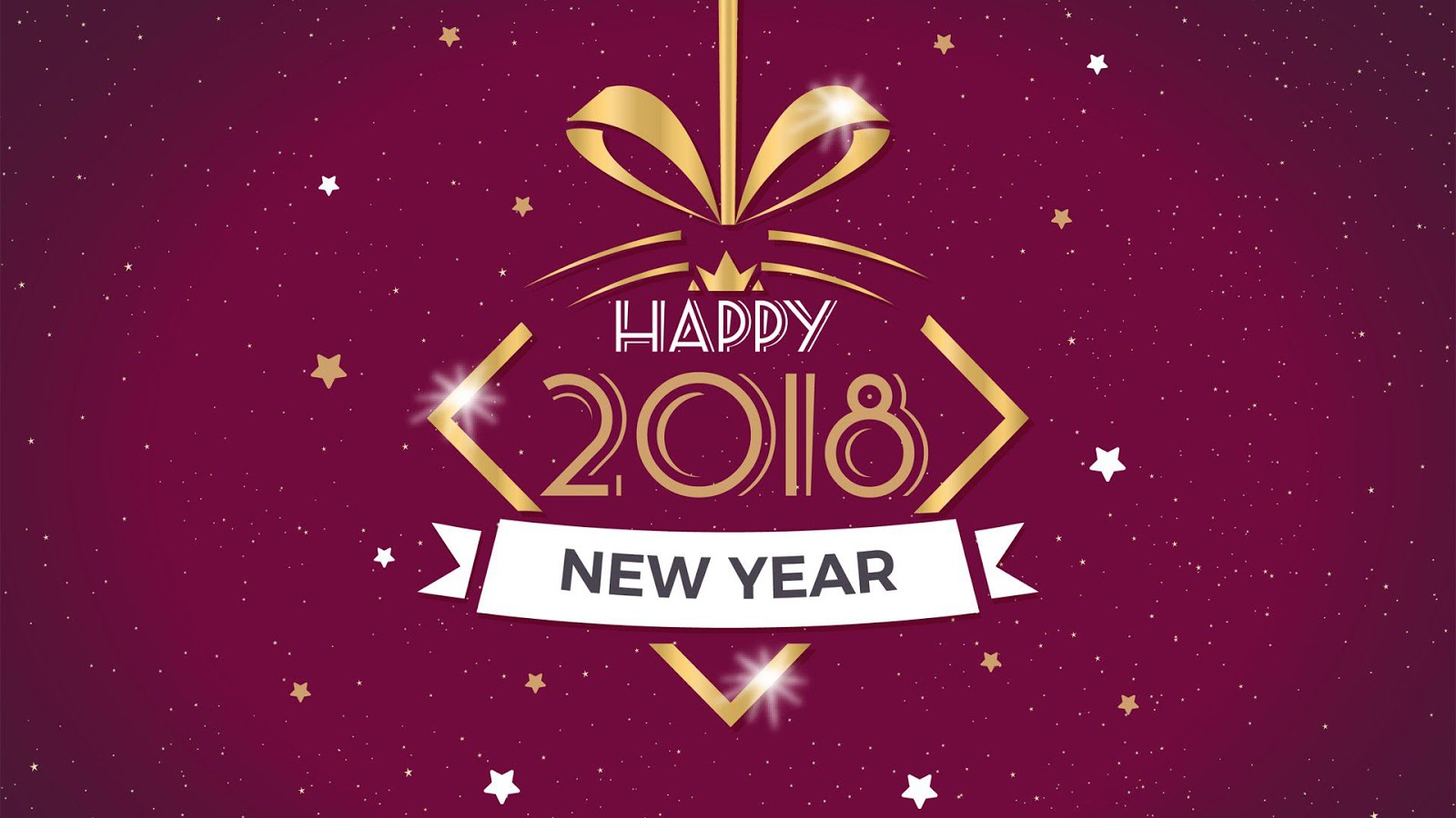 500 happy new year 2018 hd wallpapers images pictures 1600x900