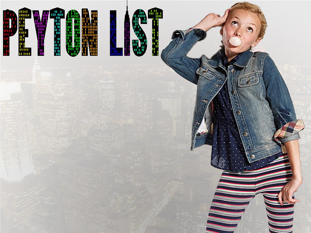 Peyton list wallpaper   Peyton Roi List Wallpaper 32669097 1024x768