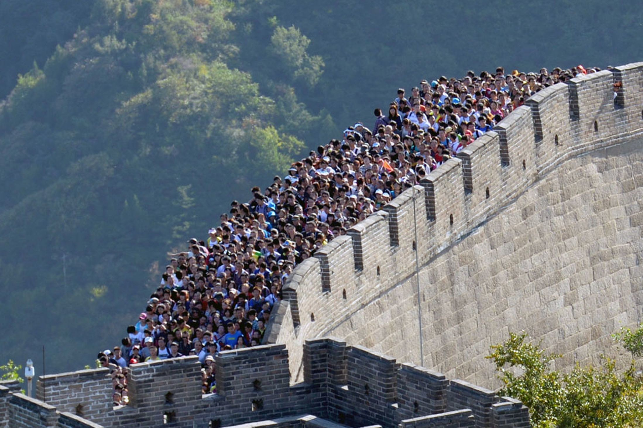 The Great Wall of China Wallpaper 51 images 2197x1463