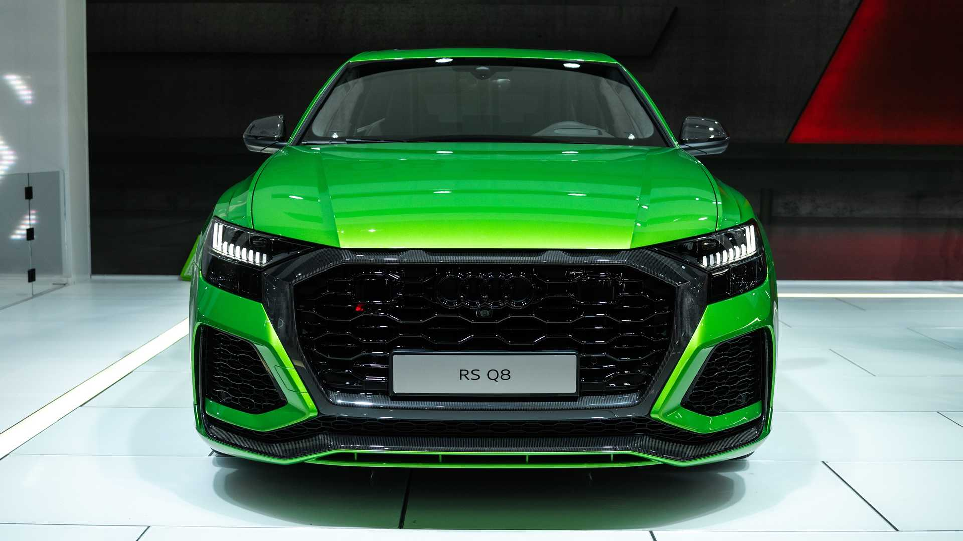 Audi RS Q8 Debuts With The Same Top Speed As The Lamborghini Urus 1920x1080