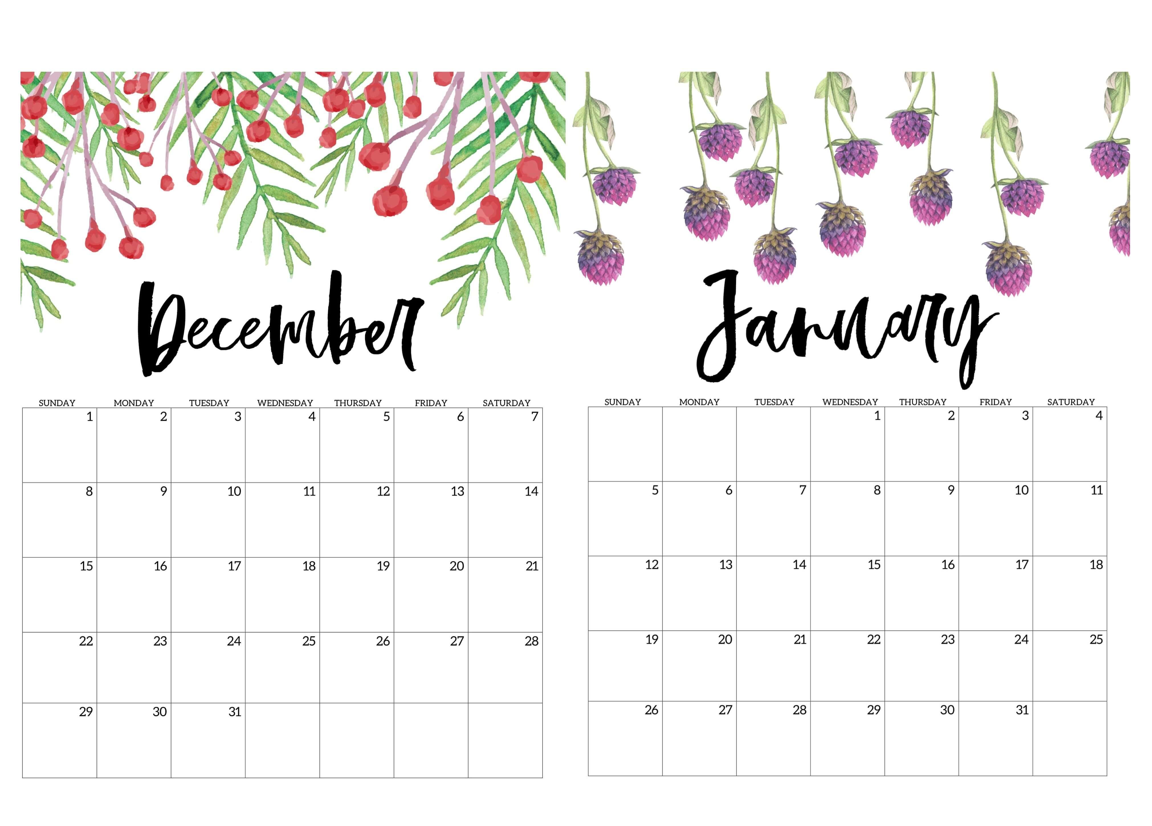 44+ December 2020 Calendar Wallpapers on WallpaperSafari