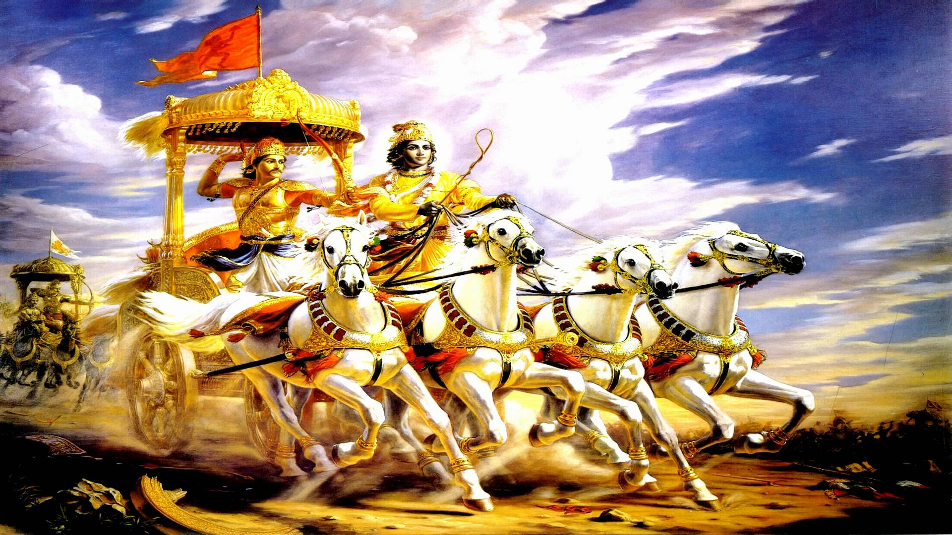 Bhagavad Gita Wallpapers 1920x1080