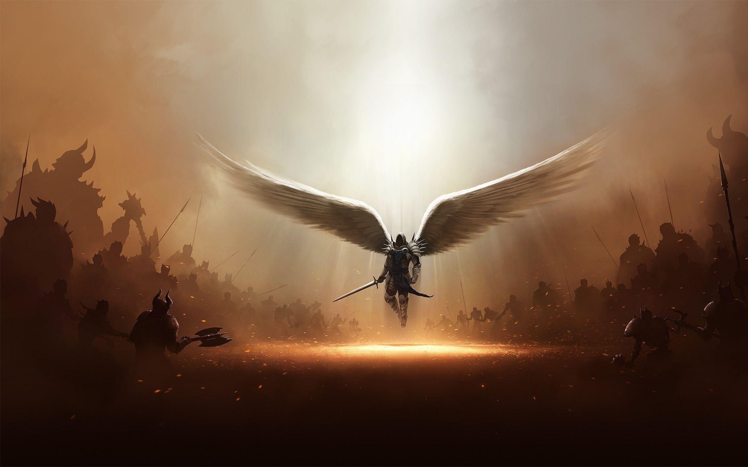 Blizzard Entertainment 2012 Diablo Iii Wallpaper Background Desktop 2560x1600