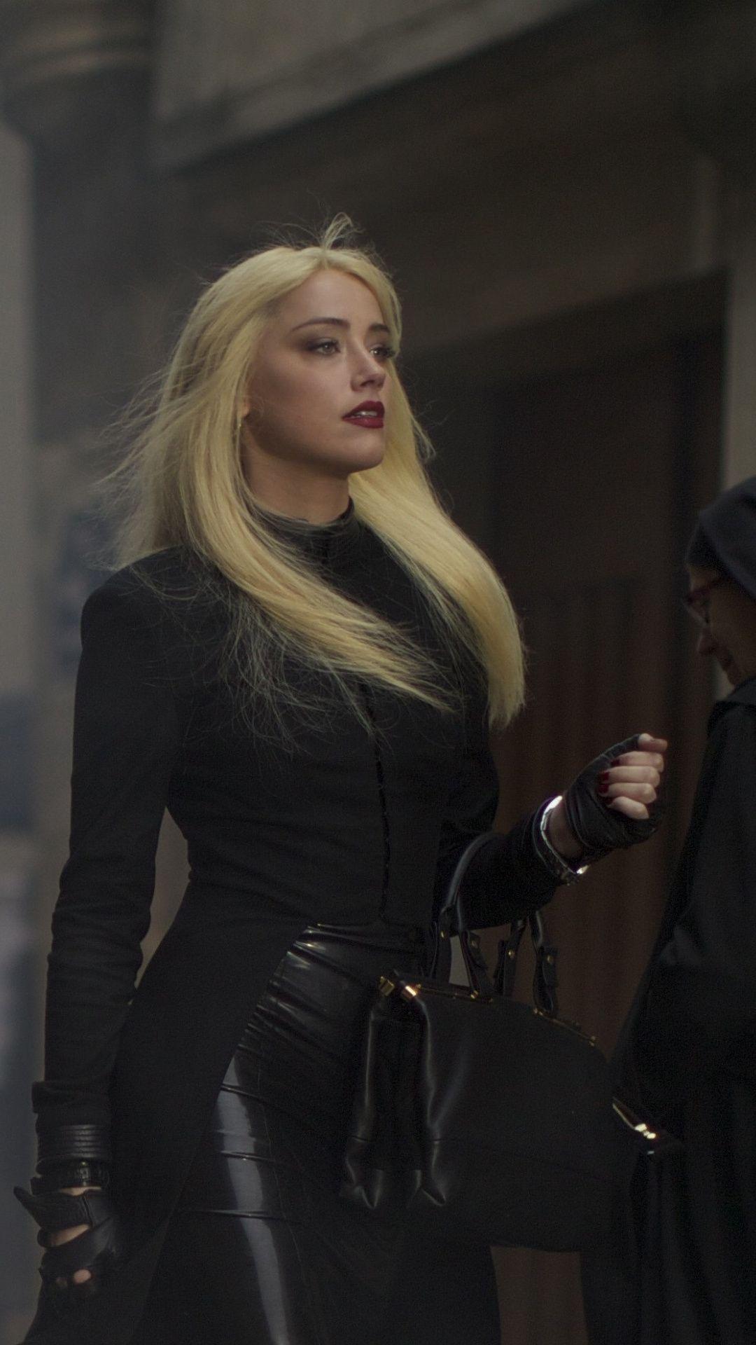 Amber Heard movie 3 Days to Kill 1080x1920 wallpaper Beauty 1080x1920