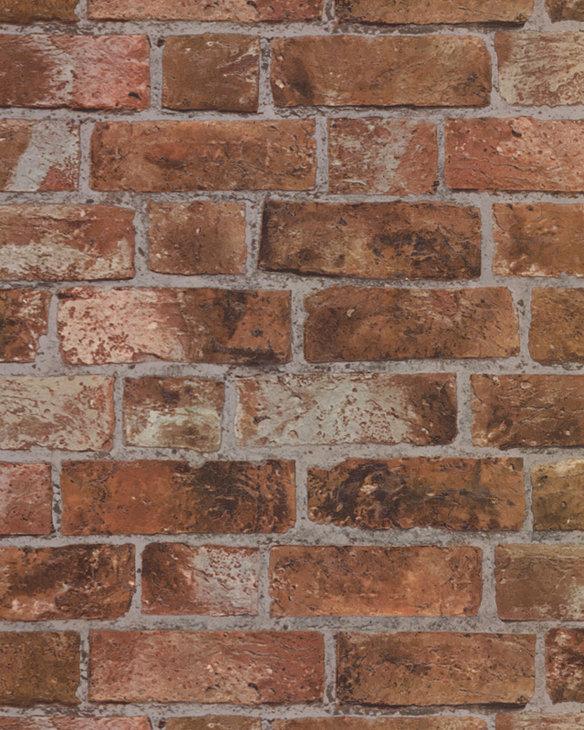 Textured Brick Wallpaper 584x730