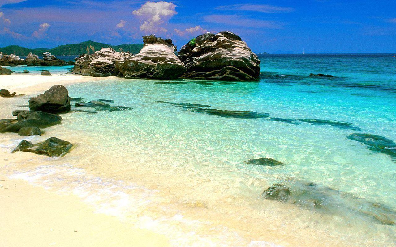 Jamaica Beach Wallpapers 1280x800