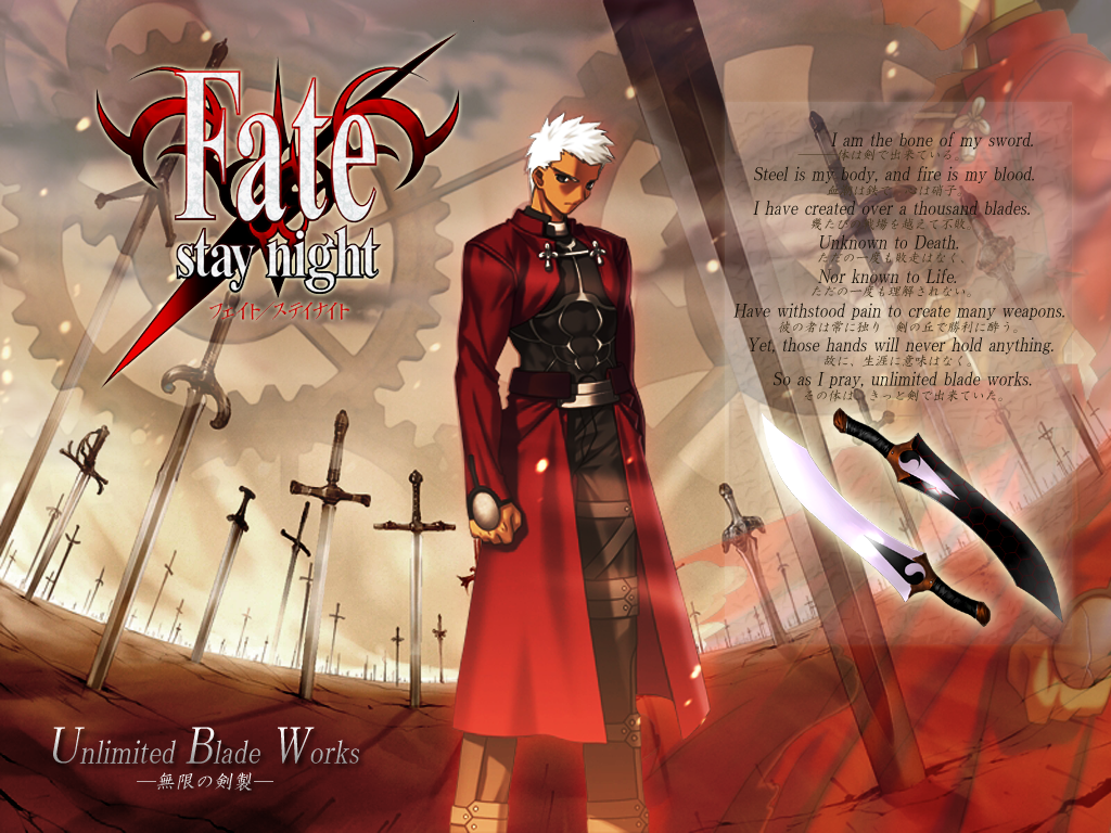 Fate Stay night Images 1024x768