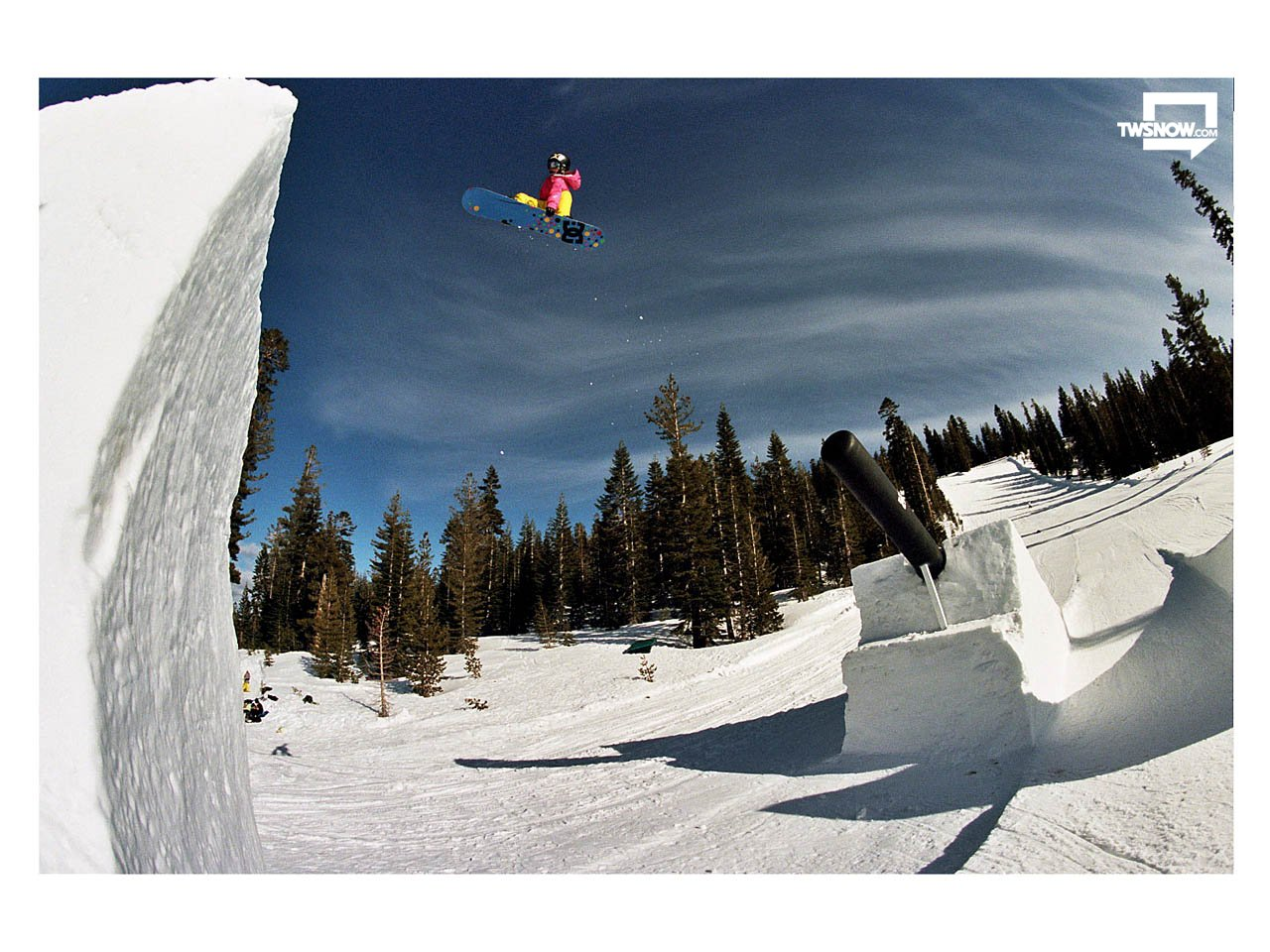 Wednesday Wallpaper Transworld Snowboarding 1280x960