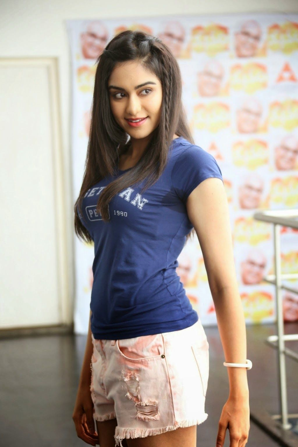 Adah Sharma Indian Actress wallpapers 62 Wallpapers 3D 1024x1535