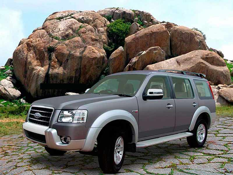 Ford Endeavour Car Wallpapers Ford Endeavour Car 800x600