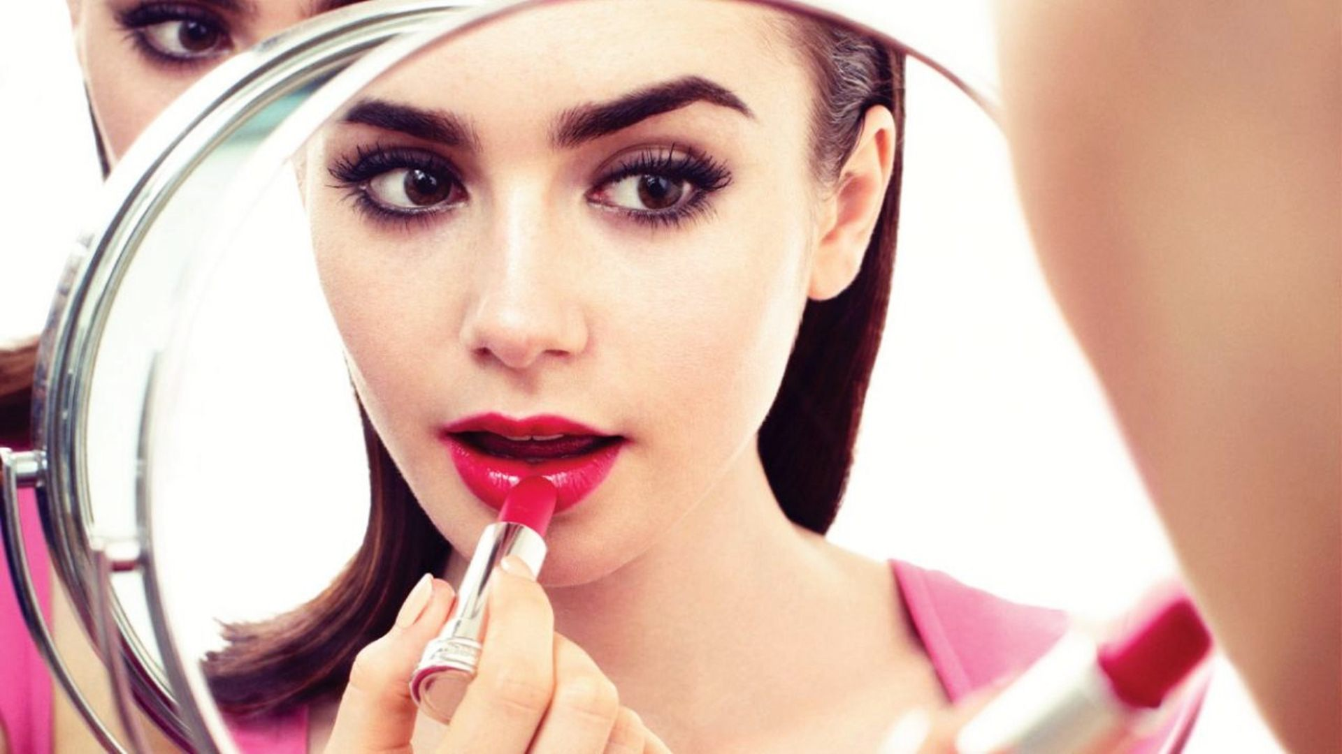 Fotos   Lily Collins Wallpapers 1920x1080