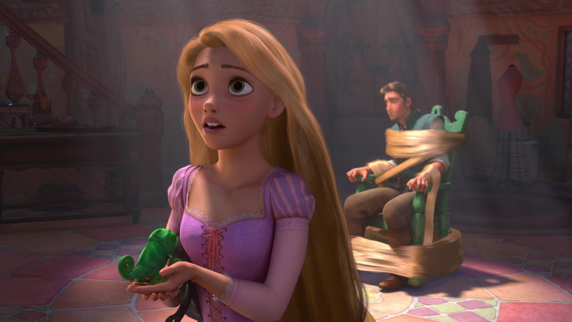 princess rapunzel images Princess Rapunzel   Meet Flynn Rider HD 1920x1080