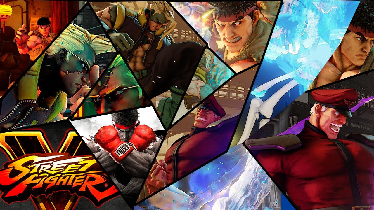 Free Download Photo Collection Wallpaper Street Fighter 5