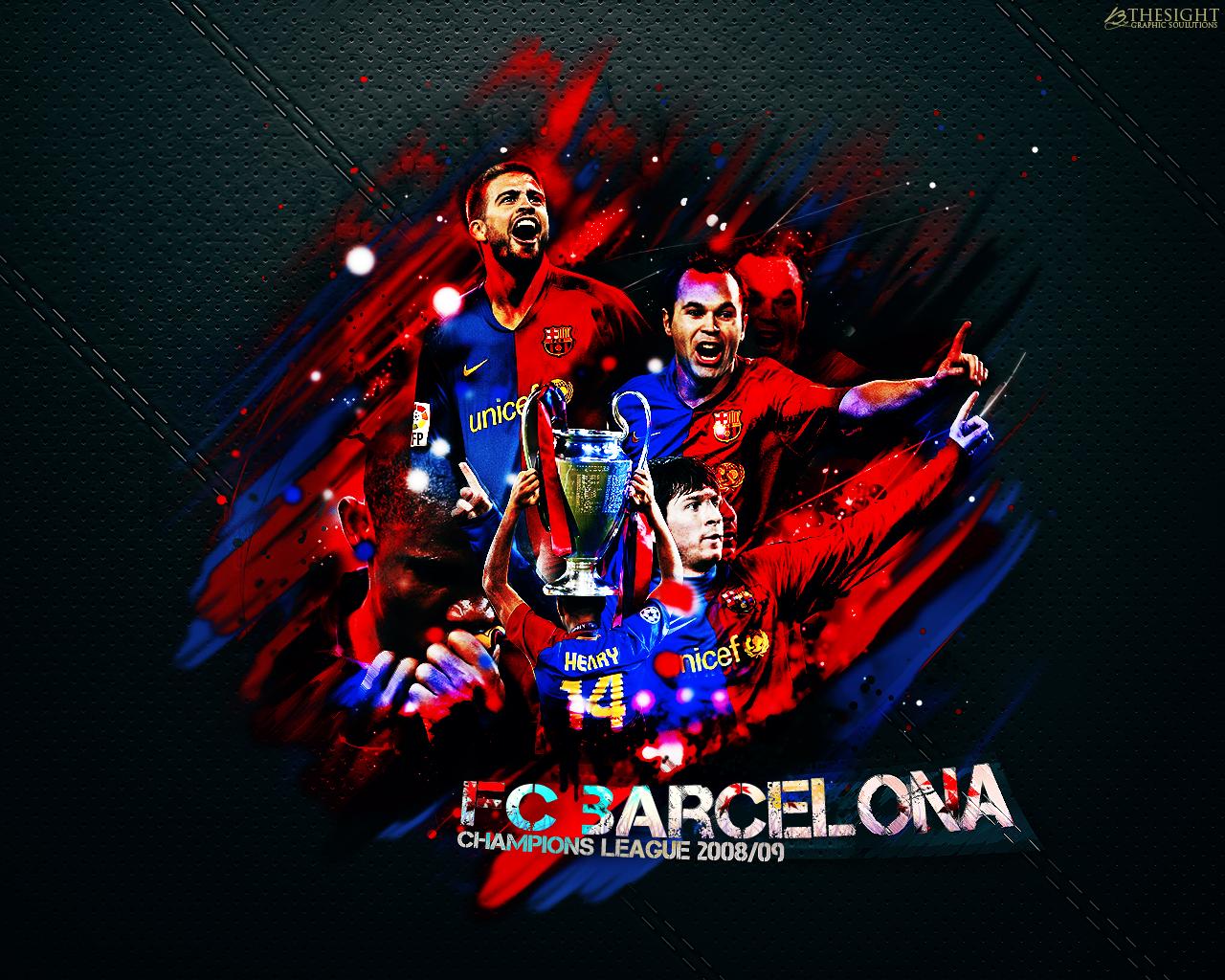 FC Barca Wallpaperpng 1280x1024