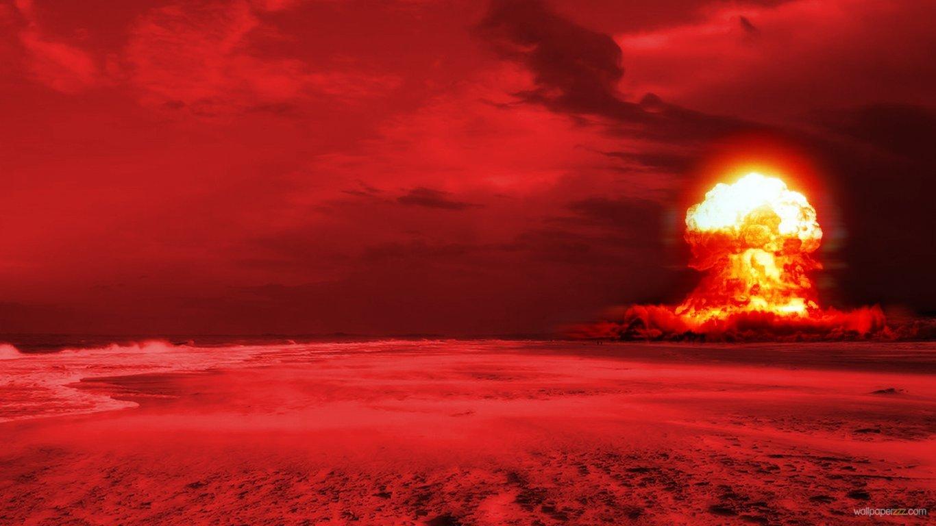 Nuclear Explosion Wallpaper HD - WallpaperSafari