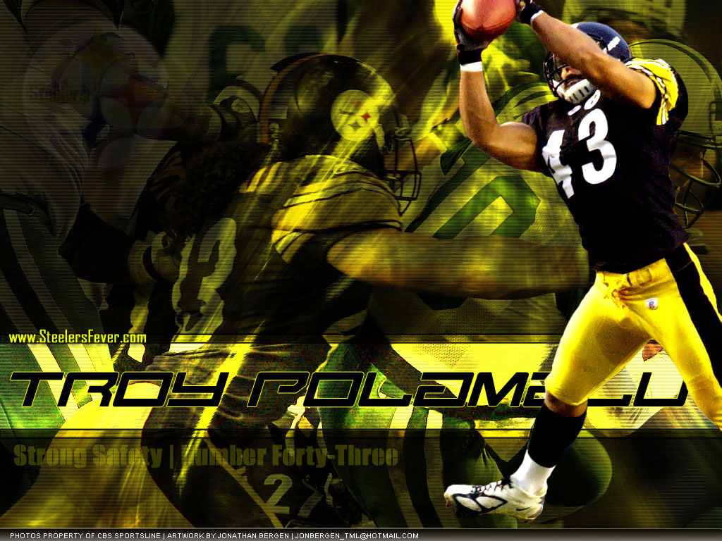 Pittsburgh Steelers wallpaper surely youll love this wallpaper 1024x768