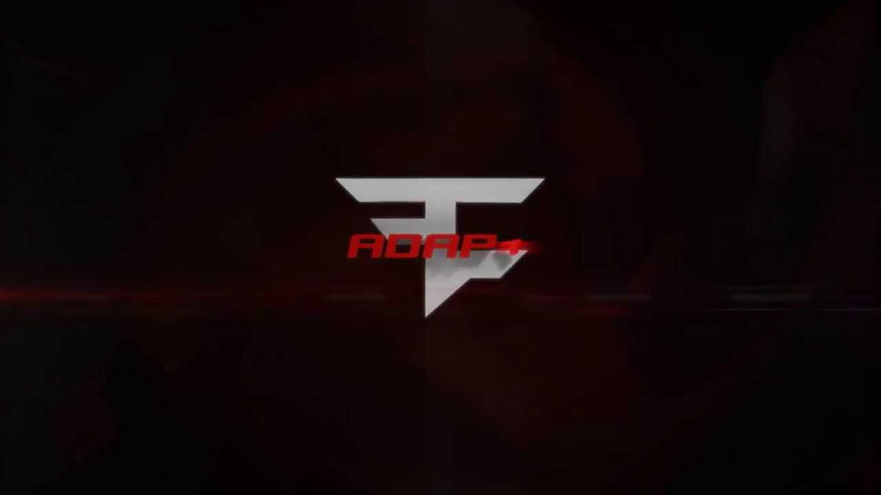 Faze Adapt Logo Wallpaper Faze Adapt 1280x720