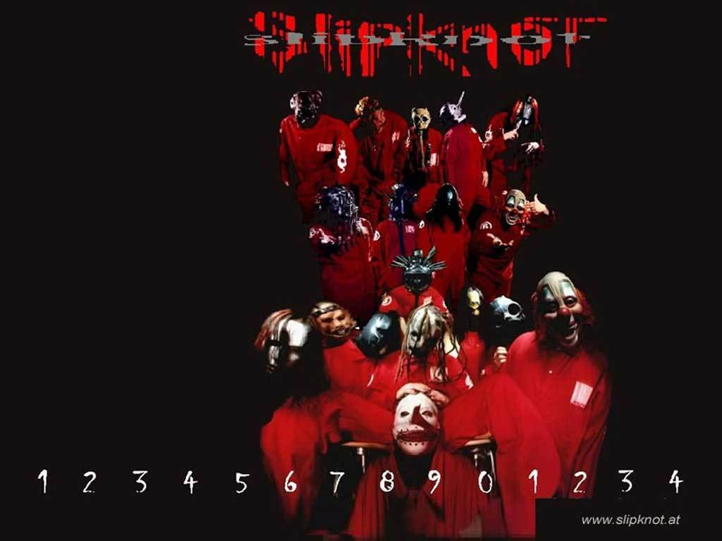 Slipknot   Slipknot Wallpaper 2364657 1024x768