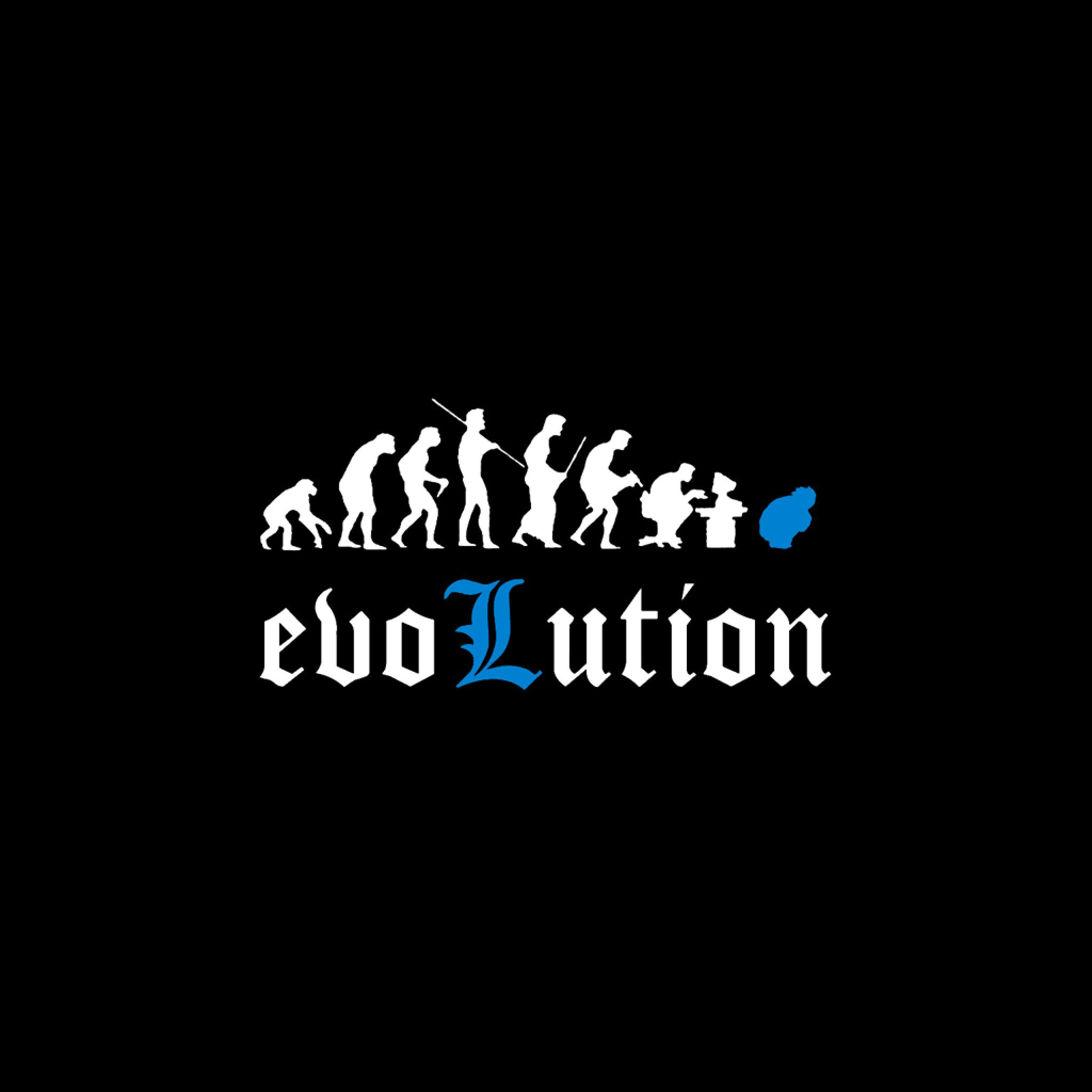 Funny Iphone Wallpapers: Human Evolution Wallpaper
