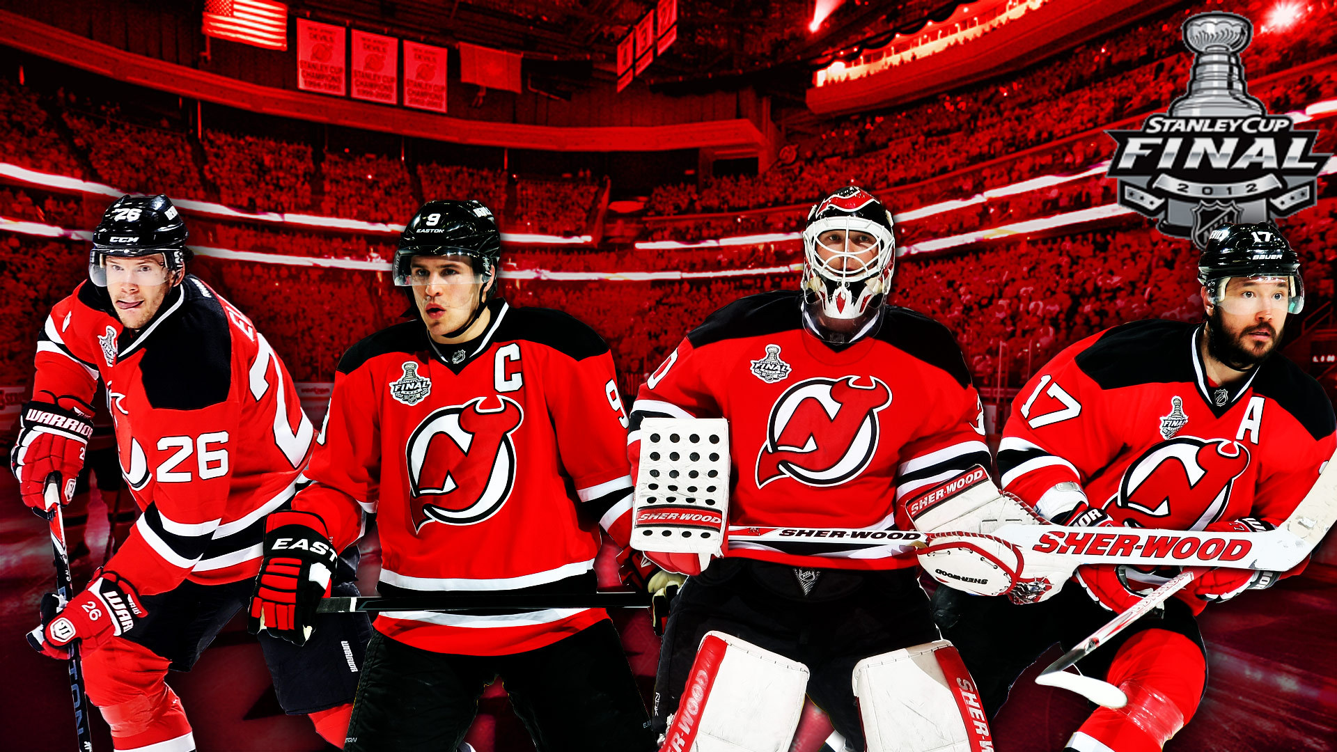 New Jersey Devils wallpapers New Jersey Devils background   Page 3 1920x1080