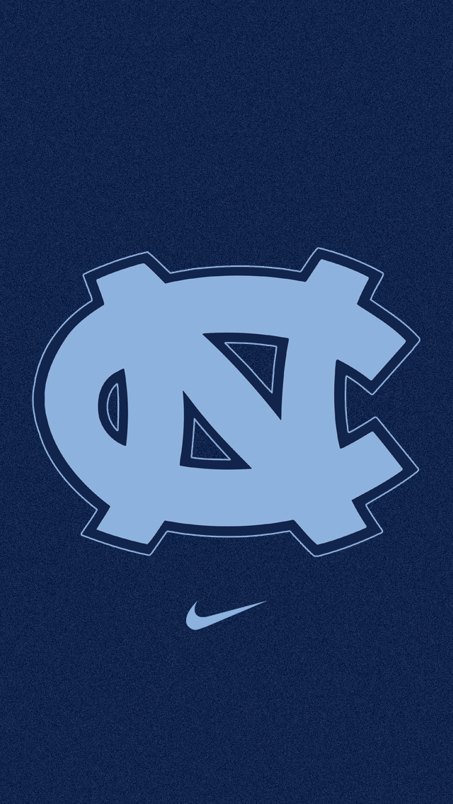 University of North Carolina Tar Heels Wallpaper 640x1136