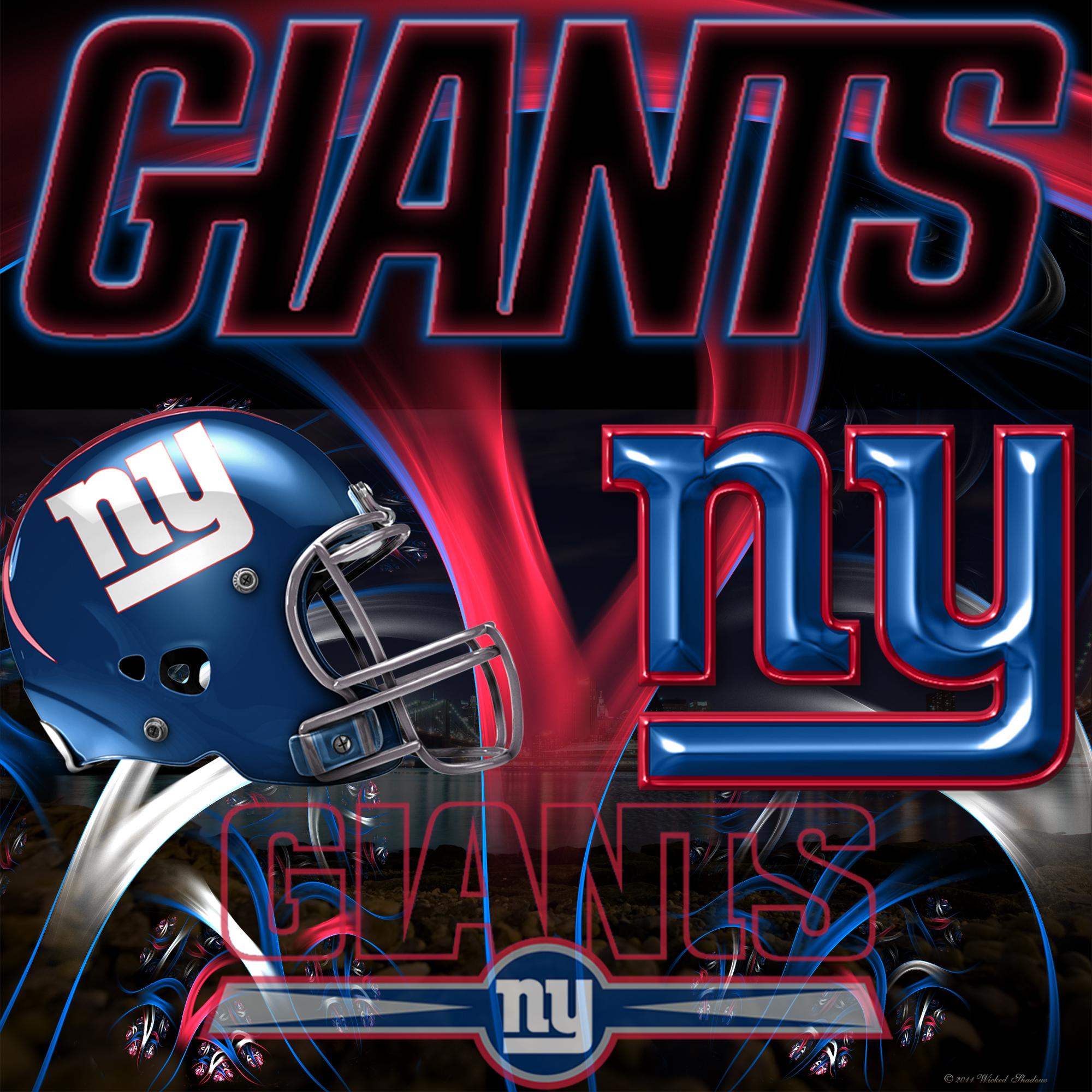 [45+] New York Giants 3D Wallpaper On WallpaperSafari