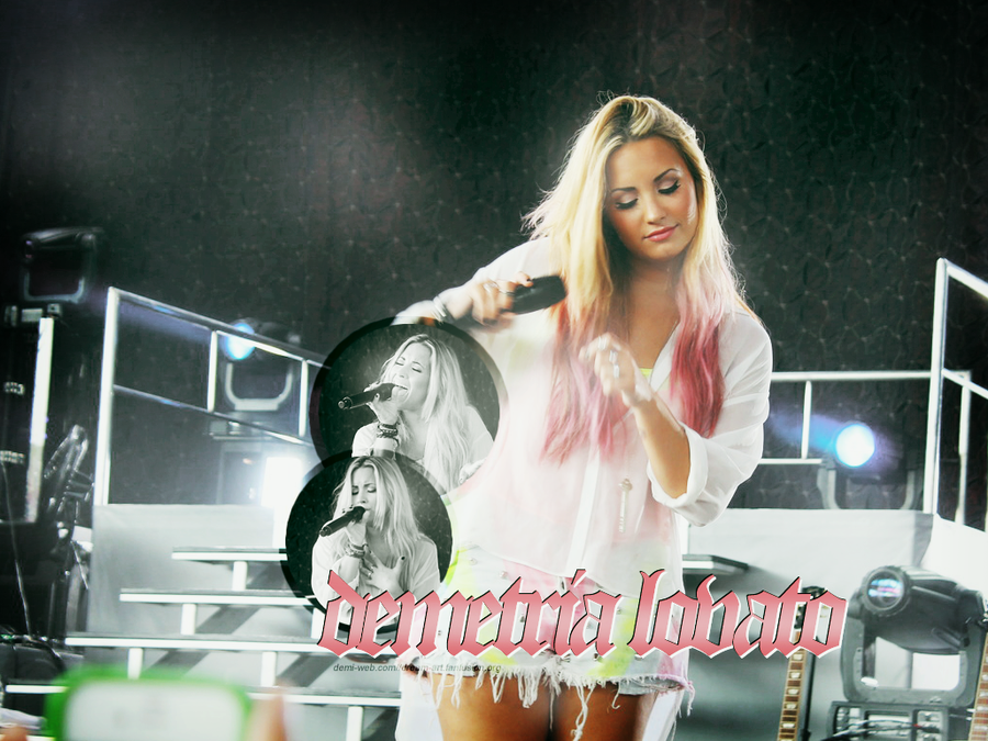 Demi Lovato   Wallpaper 05 by SweetHeartLovato 900x675