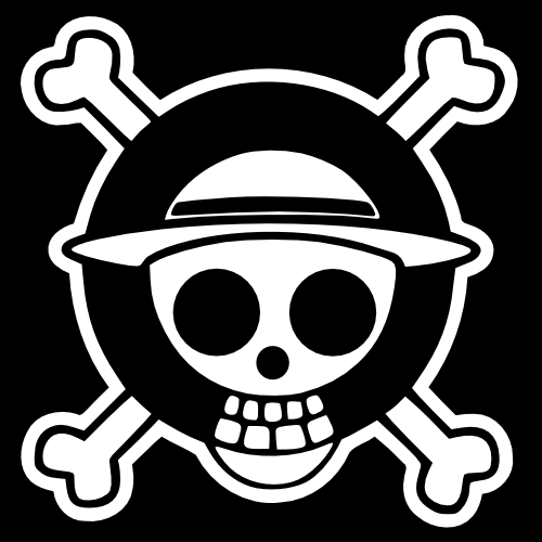 Go Back Gallery For One Piece Jolly Roger Wallpaper 500x500