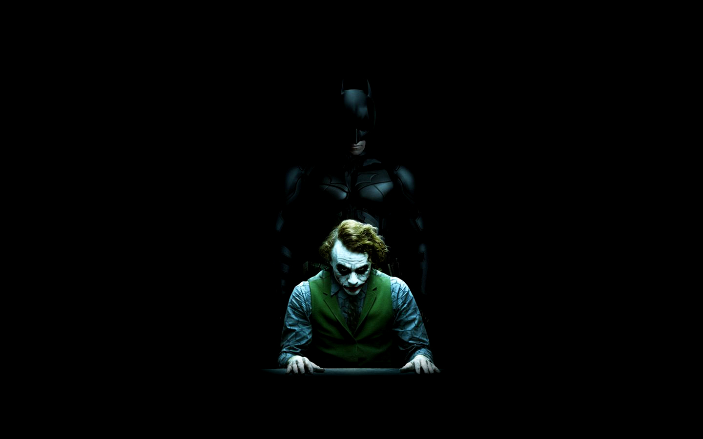 The Joker Wallpaper 1440x900 The Joker Batman The Dark Knight 1440x900