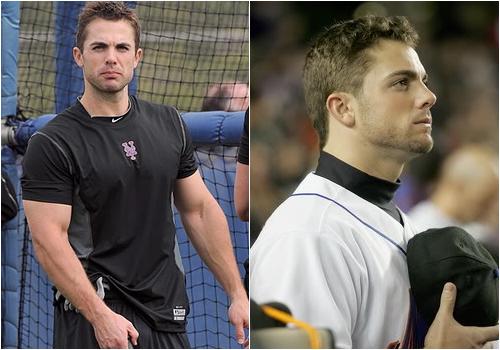 David Wright Sexy Baseball Players Hot Male Athletes New York 500x350