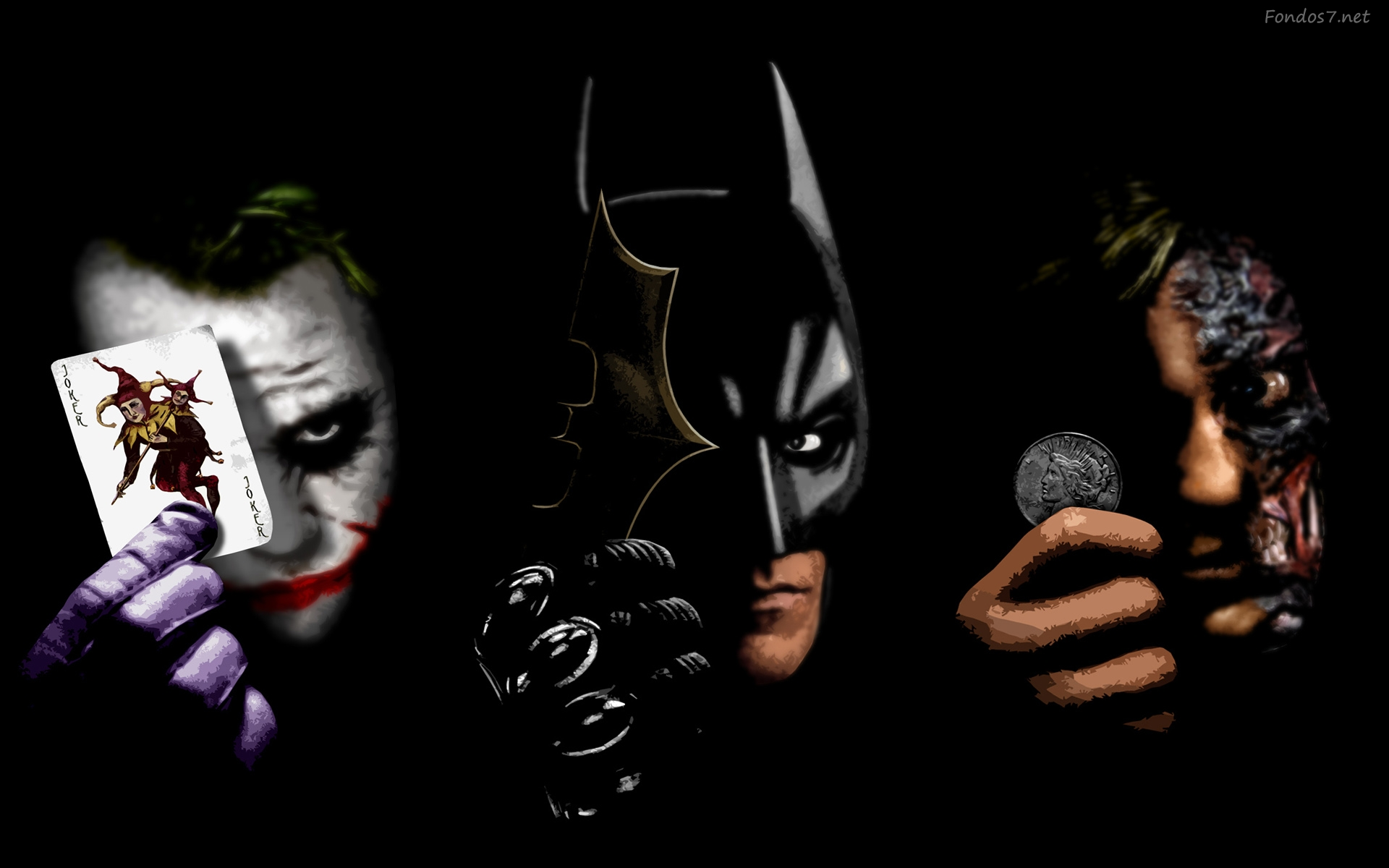 Free Download Batman 3d Hd Wallpapers Wide Screen Wallpaper