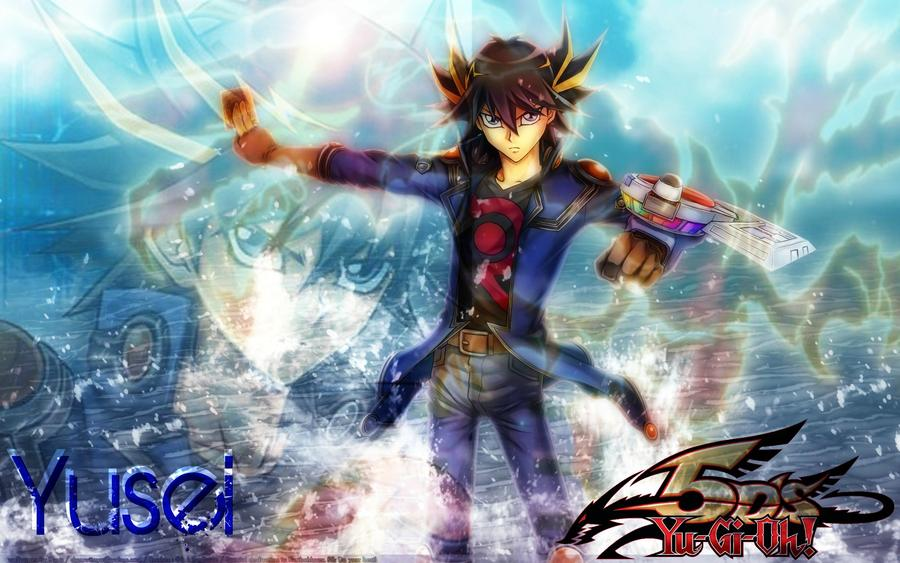 Yusei Wallpaper Yu Gi Oh 5Ds by AnimalLovers626 900x563