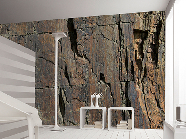 Stone effect wallpaper ROCK FACE   Architects Paper a brand of AS 600x450