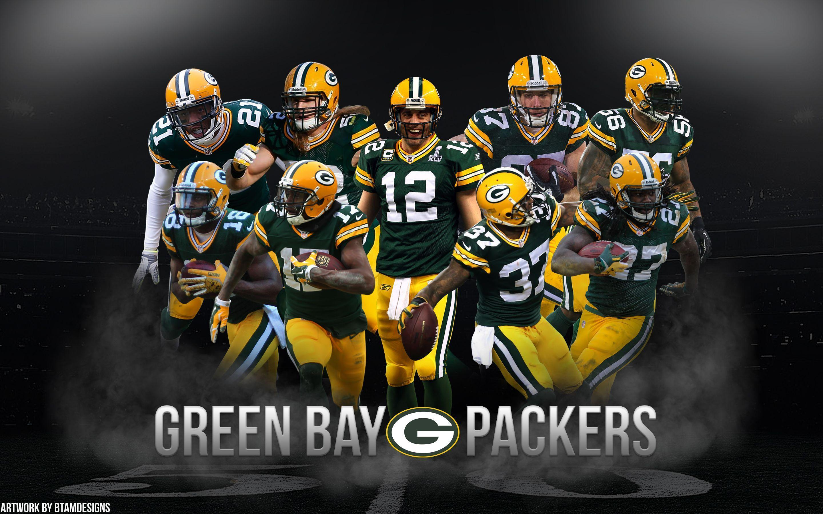 Green Bay Packers Wallpapers 2880x1800