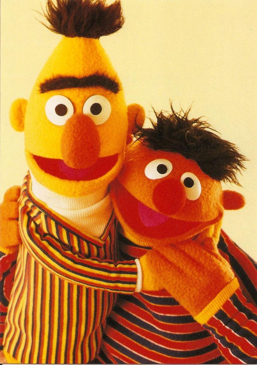 Bert Ernie Sesame Street Sesame street muppets The muppet 819x1164