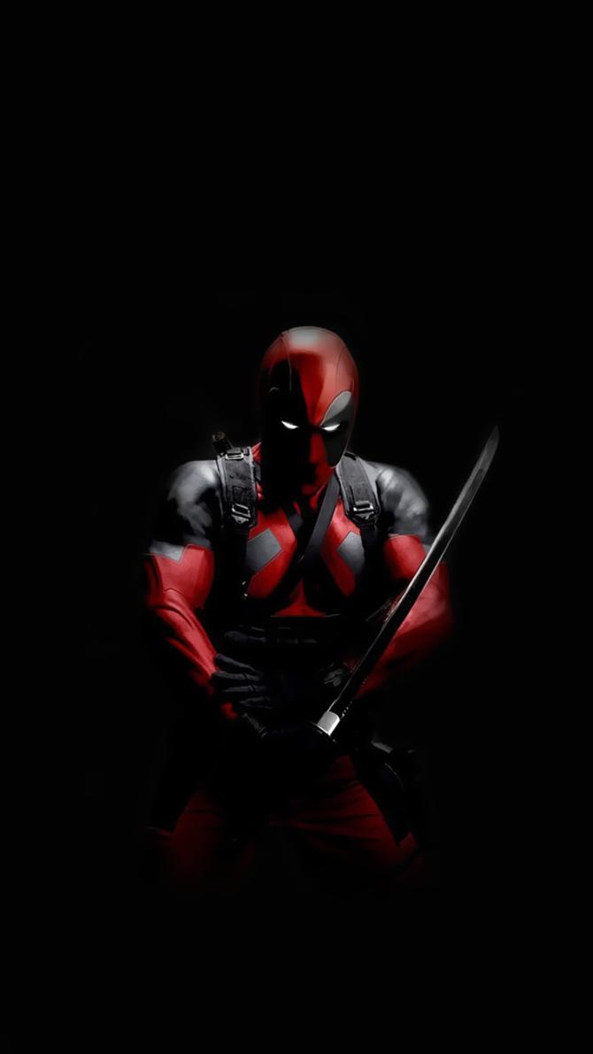 Deadpool Fan Art Deadpool HD Wallpaper By Kingwicked THE 670x1191
