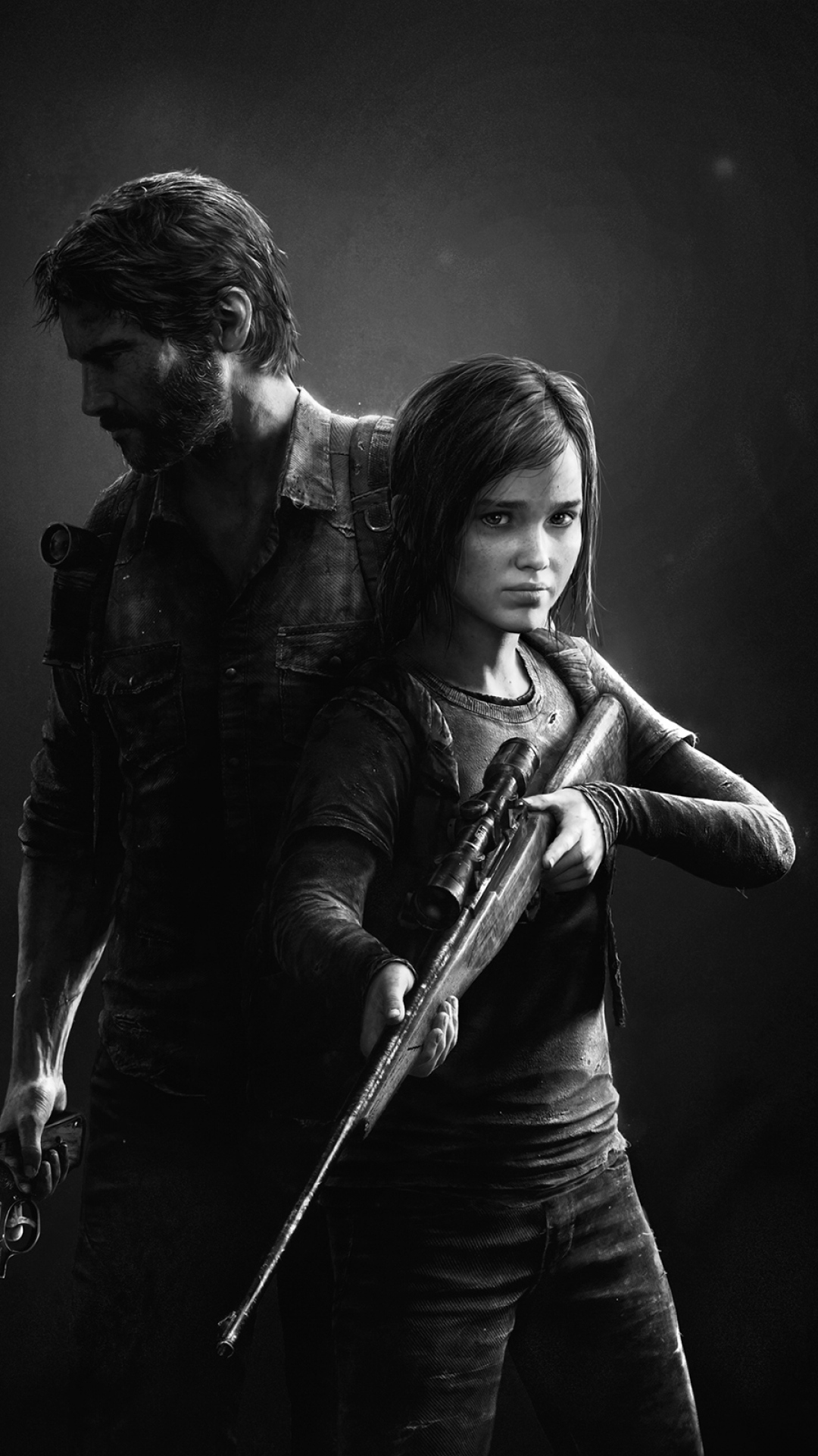 Black Ops 2 Background For Mobile Download   Last Of Us 1080x1920