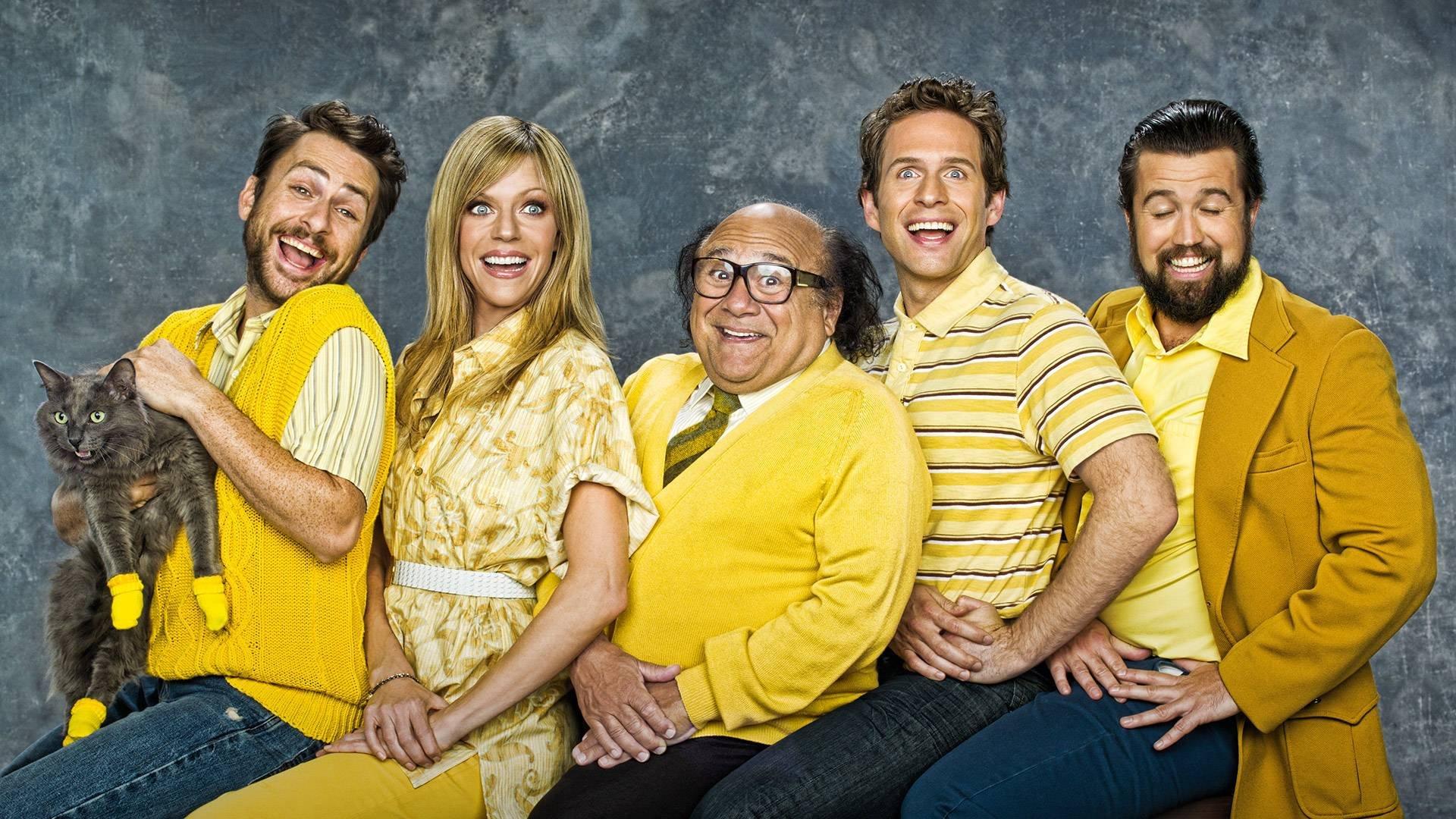 Its-Always-Sunny-In-Philadelphia comedy sitcom television ...
