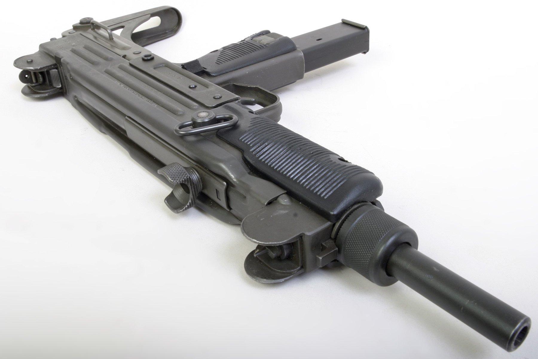 Machine Gun Wallpaper 1800x1200