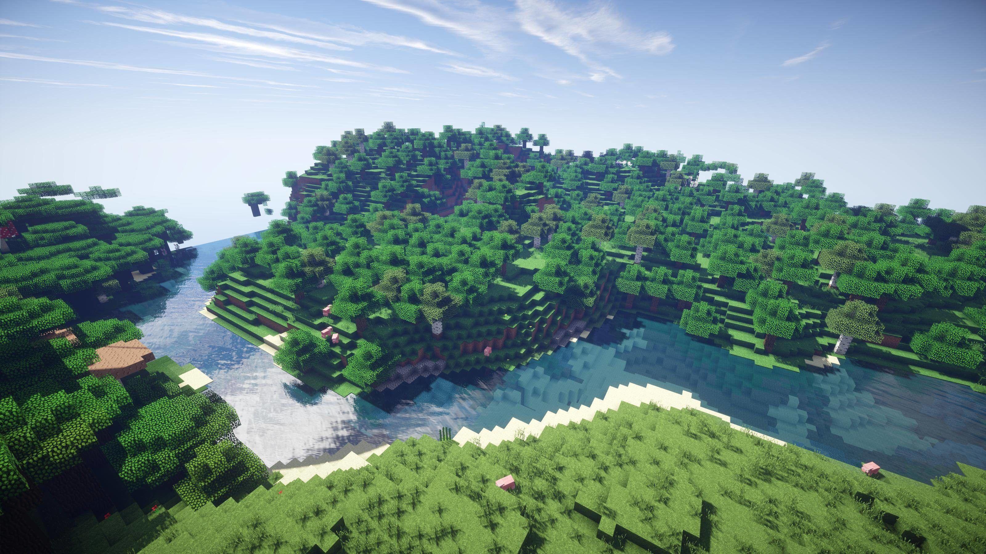 4K Minecraft Wallpapers   Top 4K Minecraft Backgrounds 3200x1800