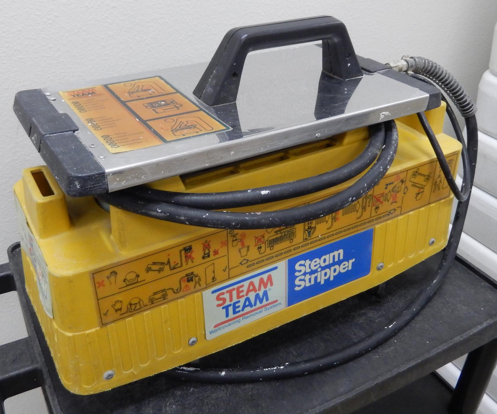 Wallpaper removal steamer rental in Iowa City Cedar Rapids 1680x1400