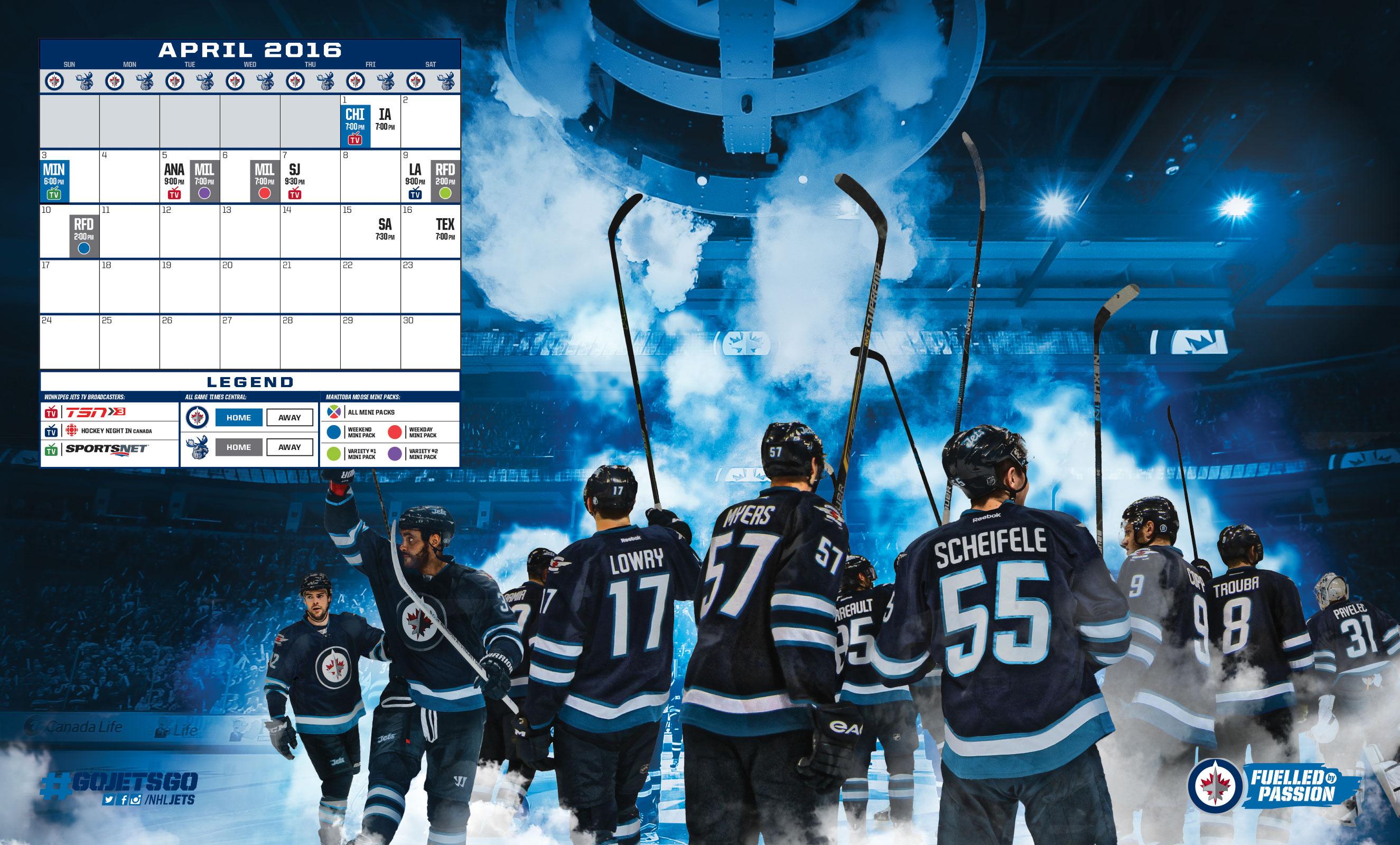 Digital Fan Downloads   Winnipeg Jets   Fan Zone 2650x1600