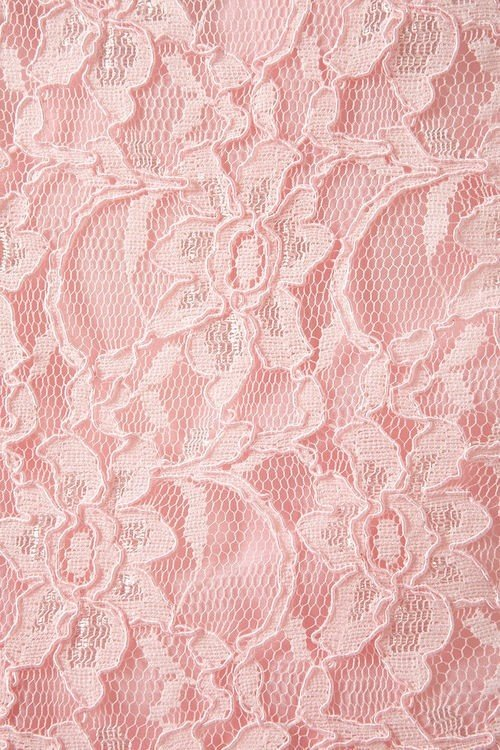 Carleen pink lace iphone background wallpaper lock screen 500x750