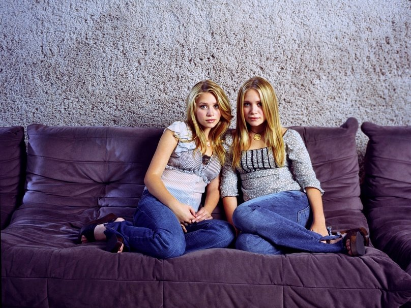 Olsen Twins Wallpaper   ForWallpapercom 808x606