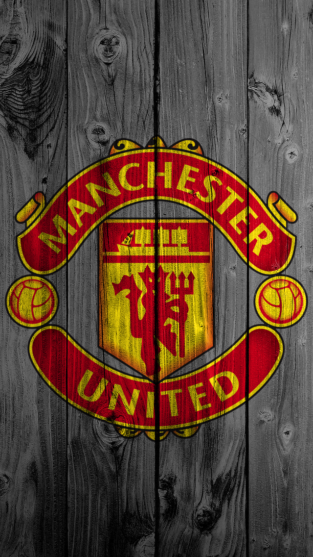 48 Manchester United Iphone Wallpaper On Wallpapersafari