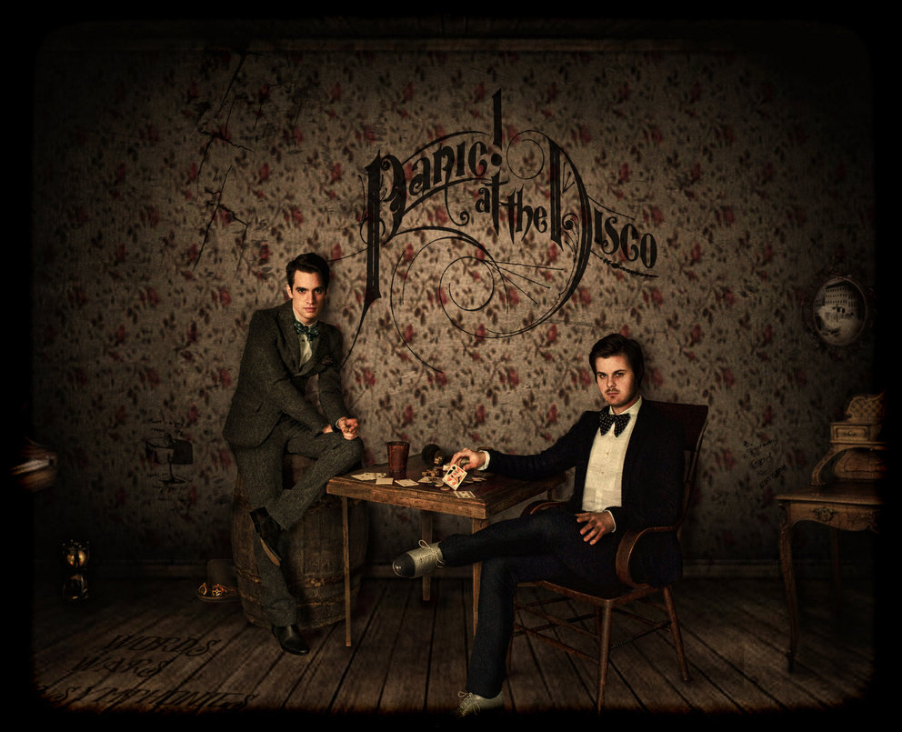 Panic At The Disco Wallpaper 2 by Sleepy Stone 992x805
