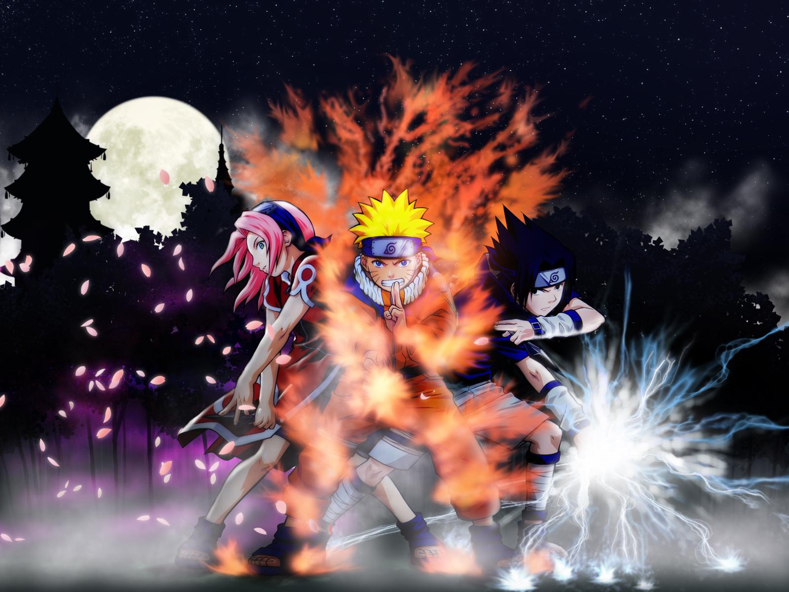 Sakura Naruto Sasuke   Naruto Shippuuden Photo 6717067 1600x1200