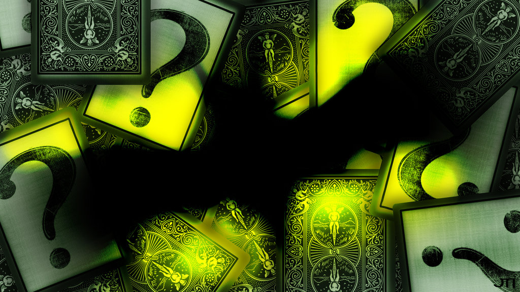 Batman Riddler Wallpaper 1024x576